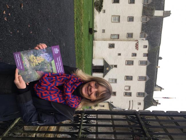 Catherine Maxwell Stuart, Director, Traquair House and Chair of the Tweed Valley Tourism BID