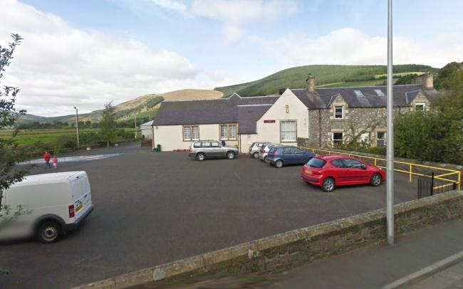 Walkerburn Primary School. Photo: Google Maps