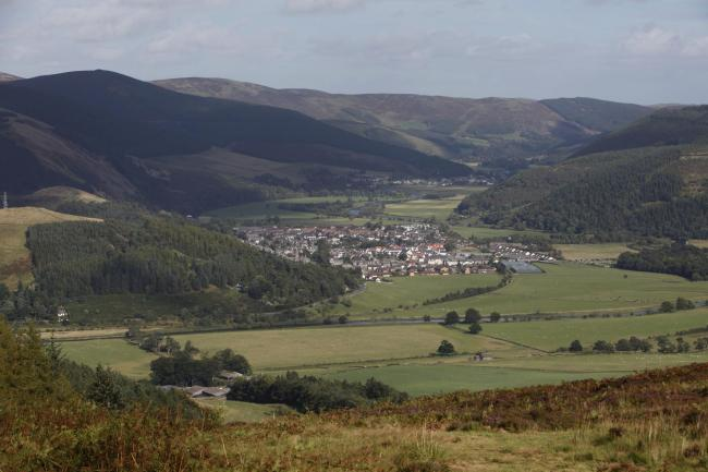 There are currently only six members sitting on Innerleithen Community Council