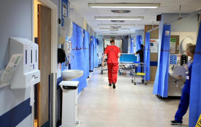 NHS workers now get free bus travel in the Borders. Photo: Peter Byrne/PA Wire.