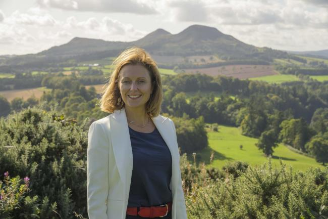 Rachael Hamilton, the MSP for Ettrick, Roxburgh and Berwickshire. Photo by Phil Wilkinson Photography