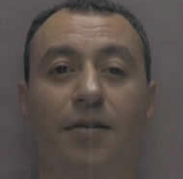 Border Telegraph: Most wanted: Mehmet Salih. Picture: NCA