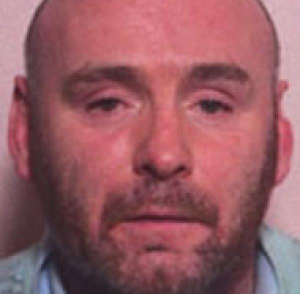 Border Telegraph: Most wanted: Derek McGraw Ferguson. Picture: NCA