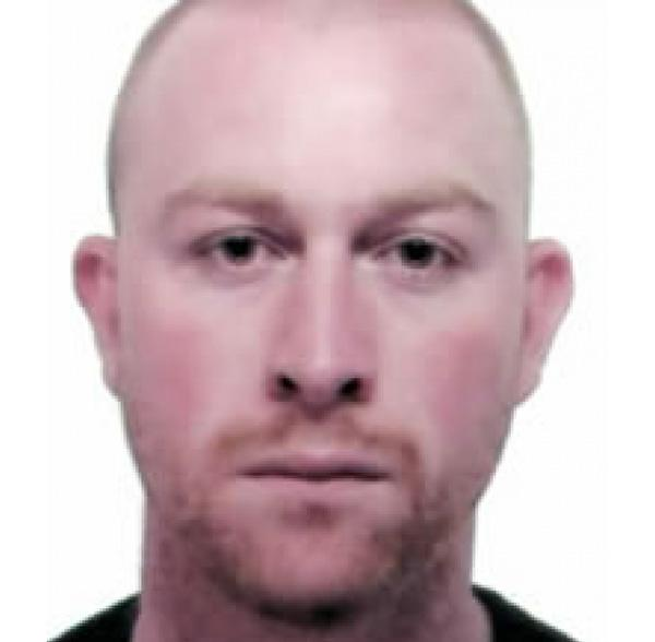 Border Telegraph: Most wanted: Kevin Thomas Parle. Picture: NCA