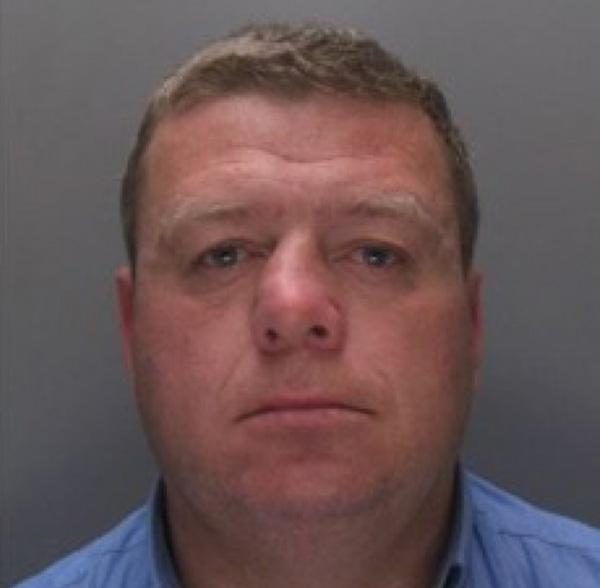 Border Telegraph: Most wanted: Mark Quinn. Picture: NCA