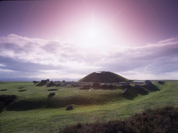 Border Telegraph: Cairnpapple Hill, Bathgate Hills (Visit Scotland)