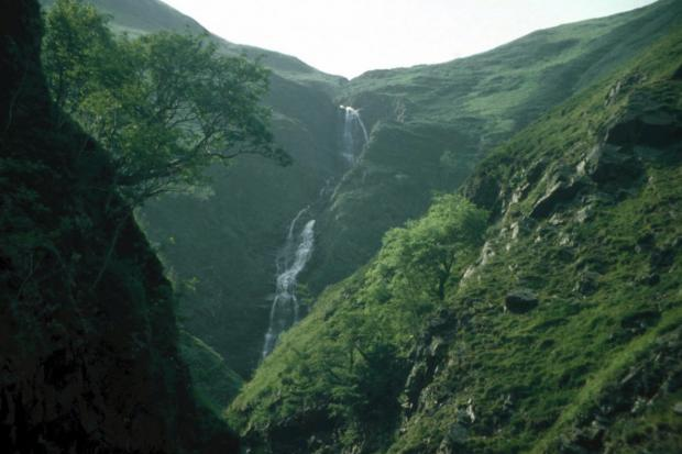 Border Telegraph: Grey Mare's Tail. Picture: National Trust for Scotland