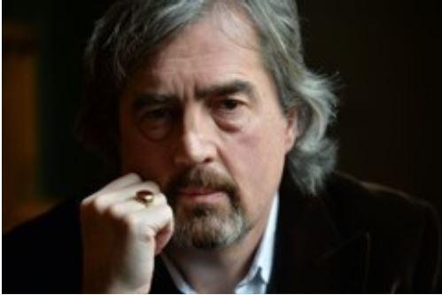 Sebastian Barry, who will be appearing at the online edition of the Baillie Gifford Borders Book Festival on August 9