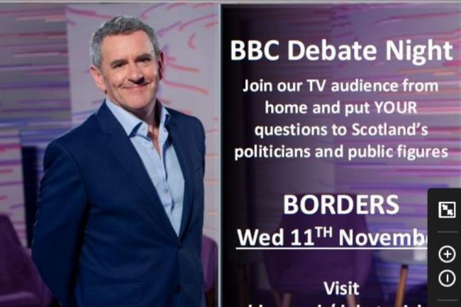 Borders BBC show gets postponed – here's how to join the audience