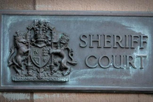 Gerard Moore, 26, of Jedburgh, has been ordered to carry out unpaid work