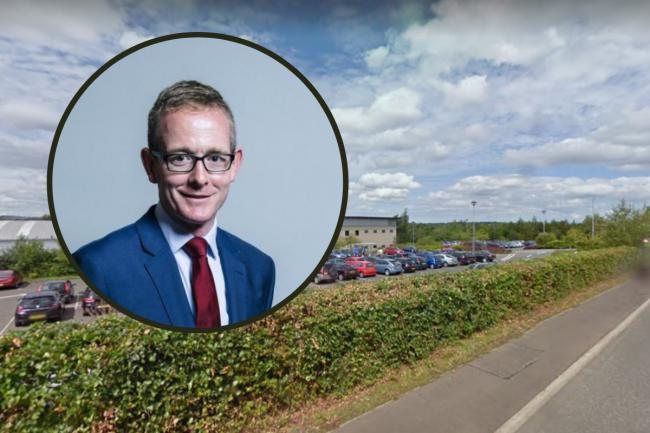 Borders MP John Lamont is concerned about reports that Plexus will be reducing its workforce in Kelso