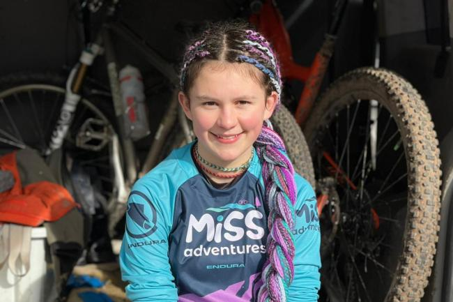 MissAdventures aims to get more girls cycling in the Borders