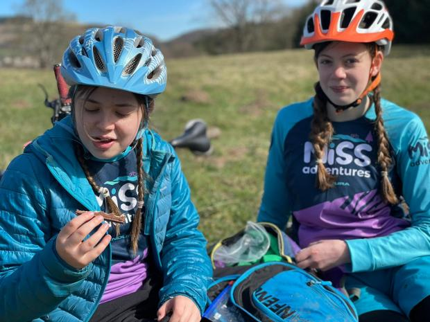 Border Telegraph: MissAdventures hopes to encourage girls to stay active