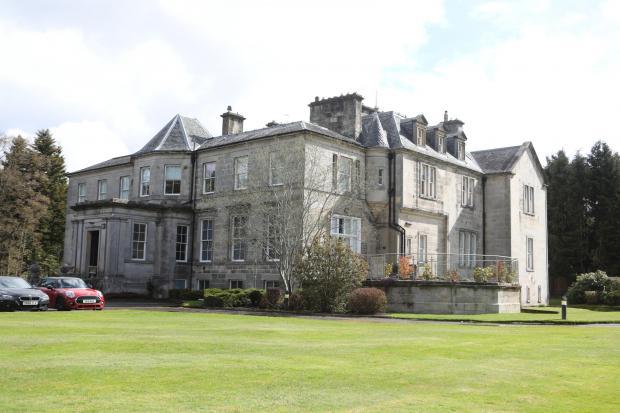Border Telegraph: Kingsmeadows House, Peebles. Photo: Helen Barrington