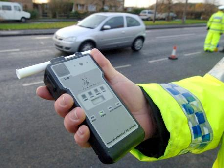 Borders woman was more than seven times over drink drive limit
