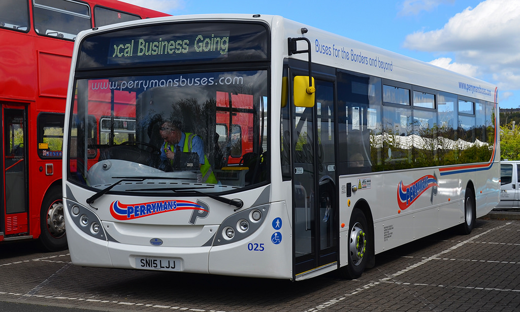 Perryman's set to take over threatened Borders bus routes