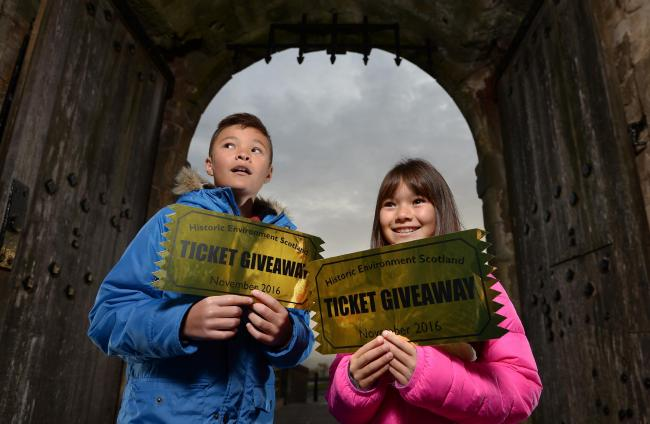 Golden opportunity to view the Borders abbeys   Border Telegraph