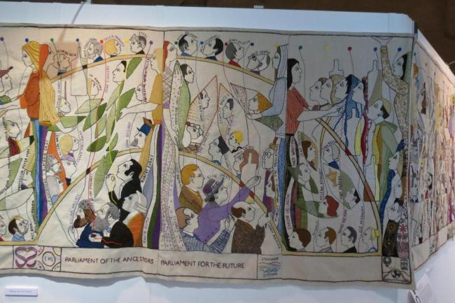 Council ditch Tweedbank to give Gala the Great Tapestry