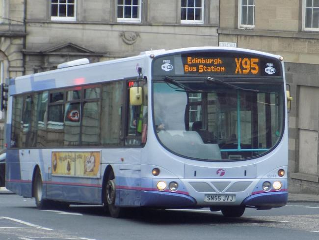 Bus firm First set to withdraw from Scottish Borders