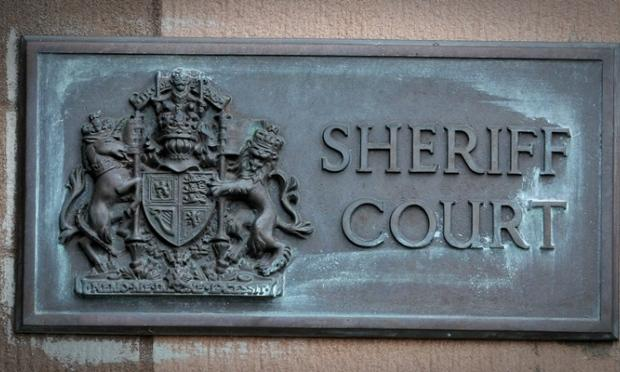 Borders man to stand trial on three shoplifting charges