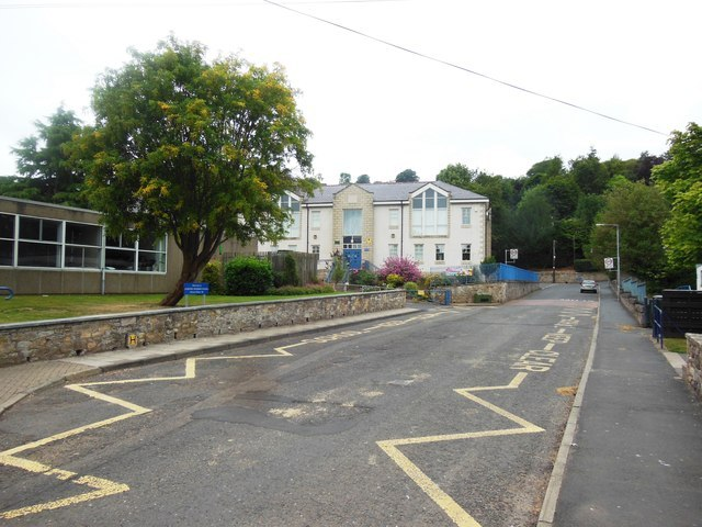 The current Jedburgh Grammar School is to be replaced