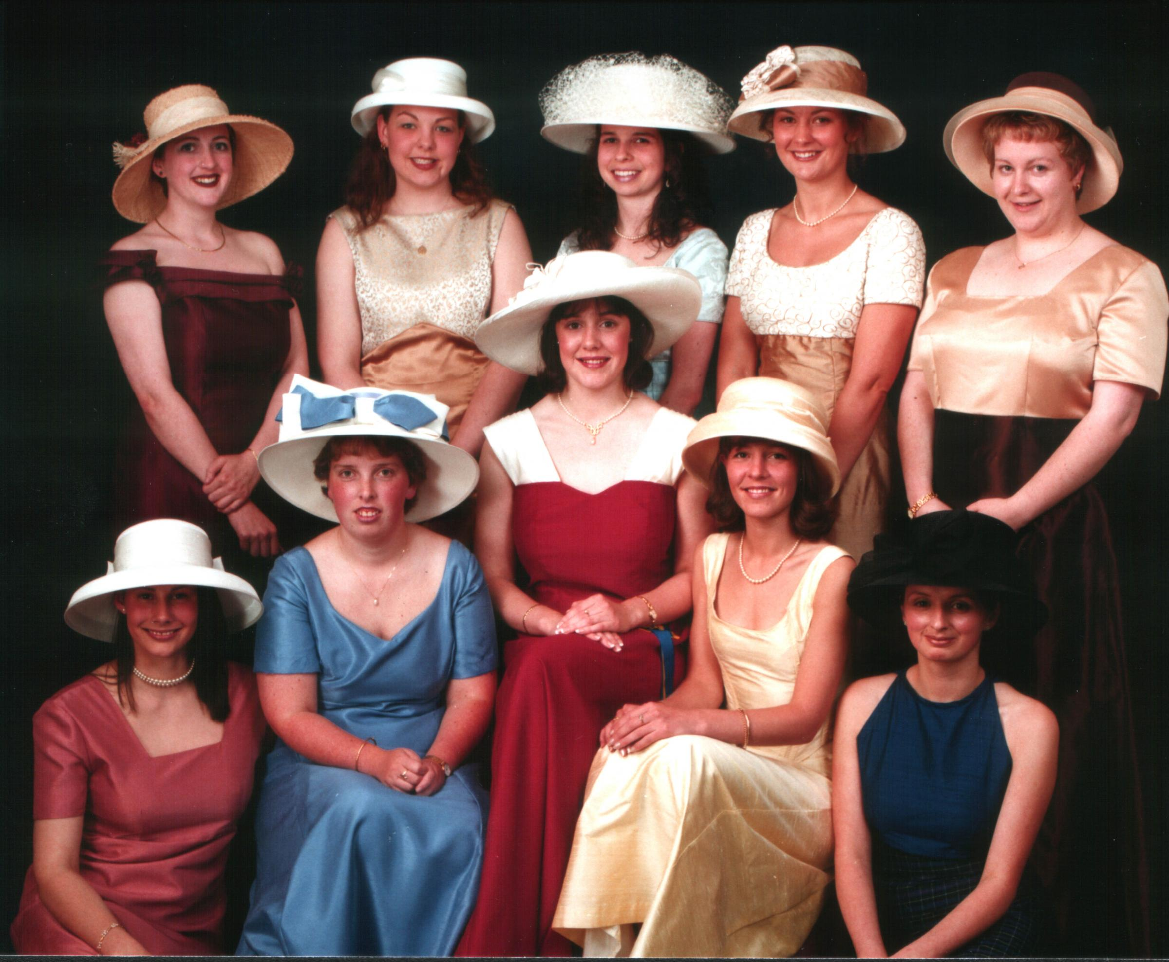 Maids of Honour from 1998