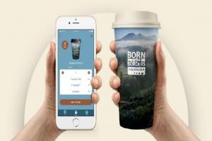 App on track to offer a quick cuppa for Borders Railway travellers. Photo: Born in the Borders