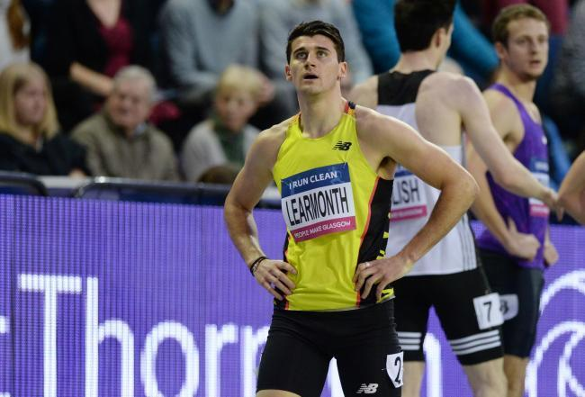 Guy Learmonth's new PB secures his place at the World Championships