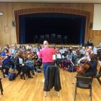 Border Telegraph: The Borders Youth Orchestra will entertain at the coffee morning