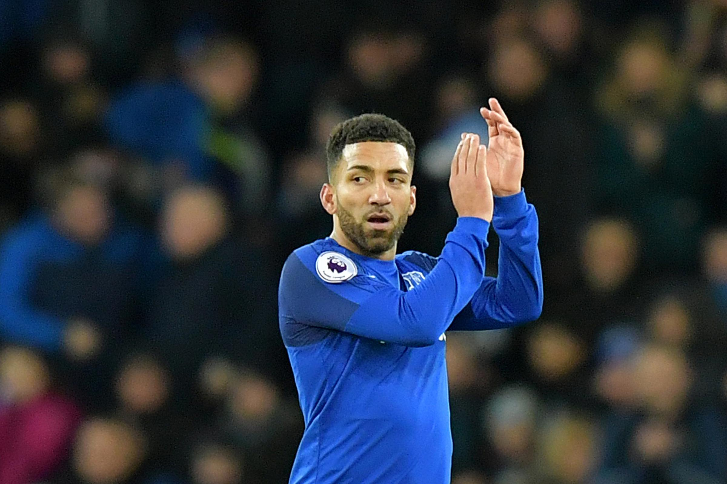 Aaron Lennon received treatment for a stress-related illness after an incident in May (Dave Howarth/PA)