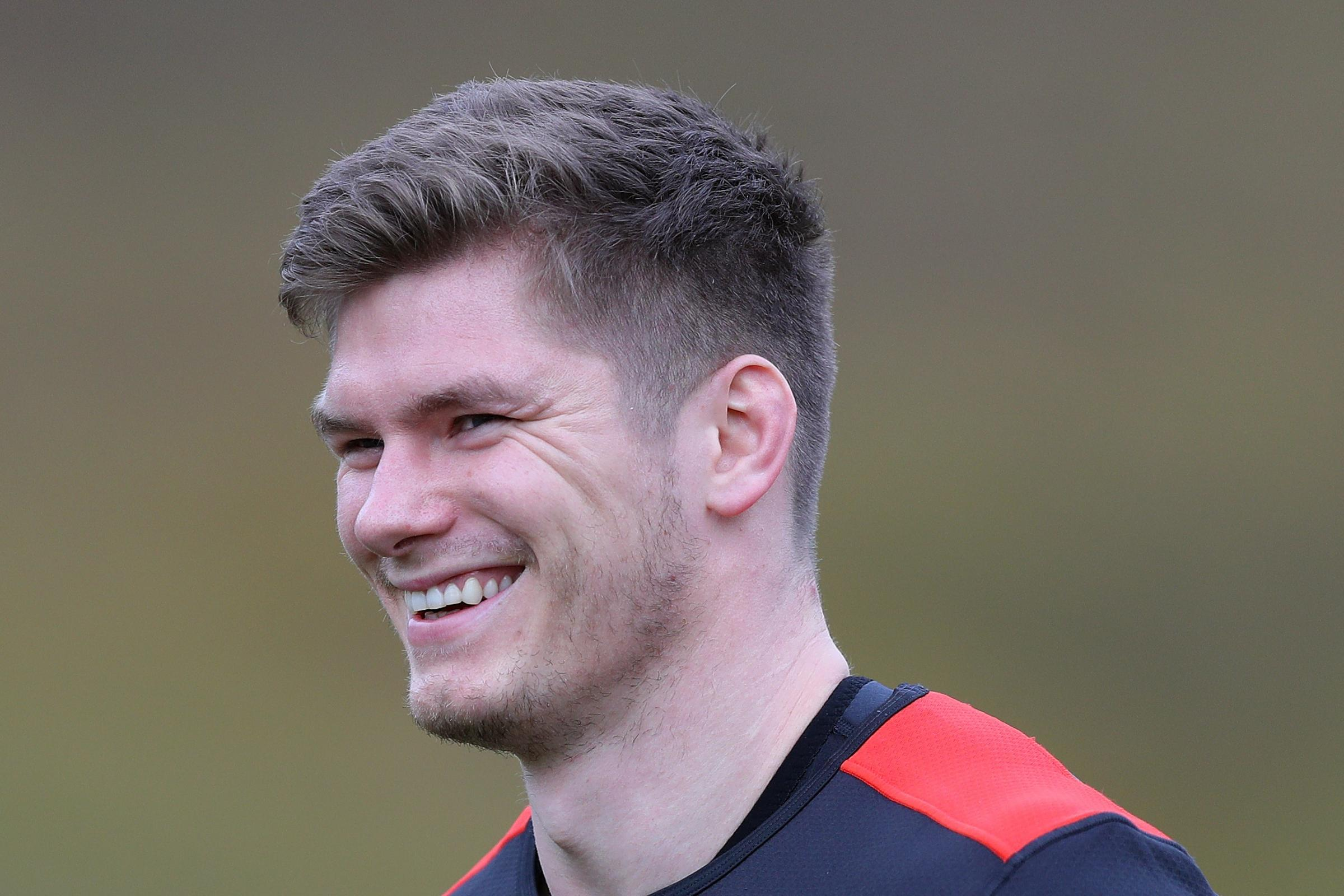 Owen Farrell will captain England against France (Andrew Matthews/PA)