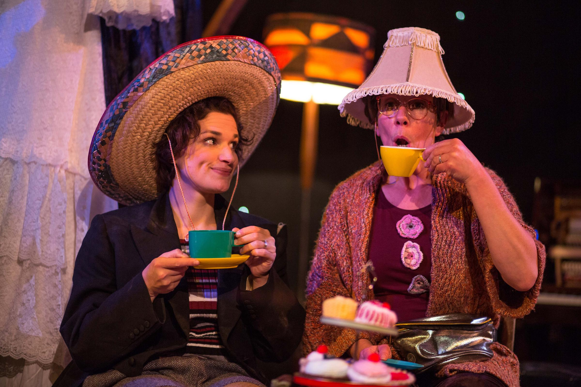 Play for people of all ages heads to Peebles' Eastgate Theatre