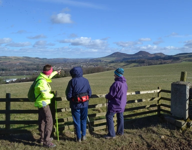 The three-day event will take place between April 27 and 29. Photo: Galashiels Walking Festival