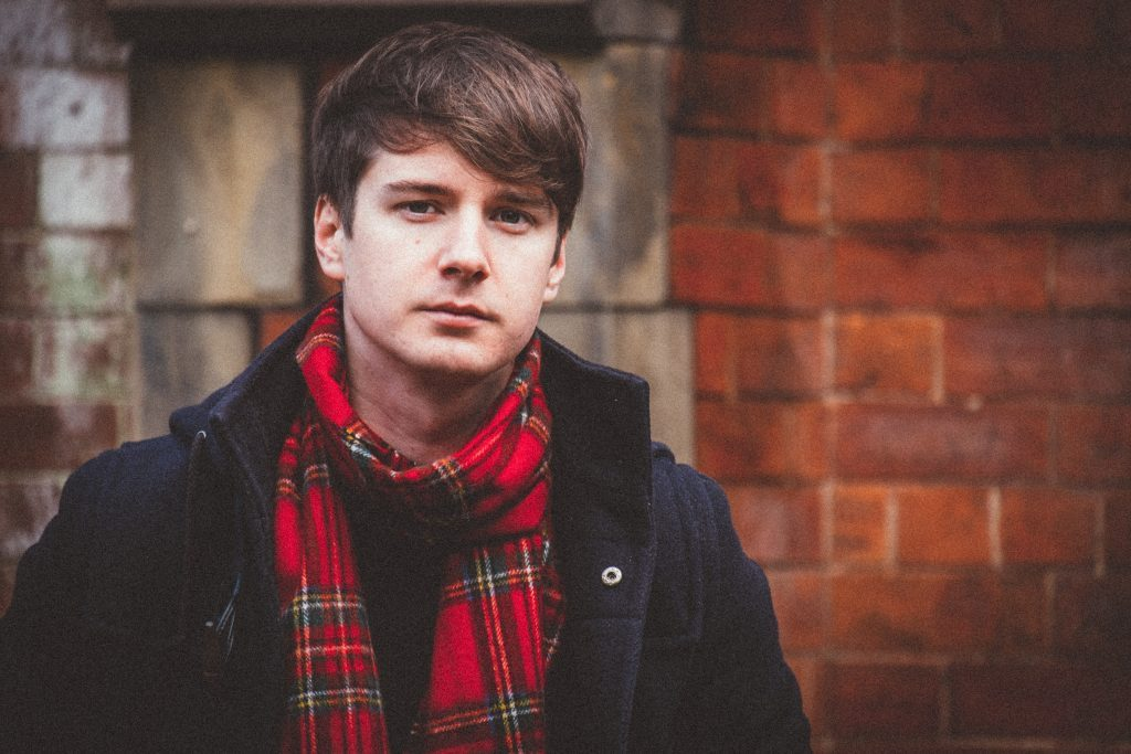 Sunderland musician Martin Longstaff (pictured) will peform at St Boswells Live this weekend