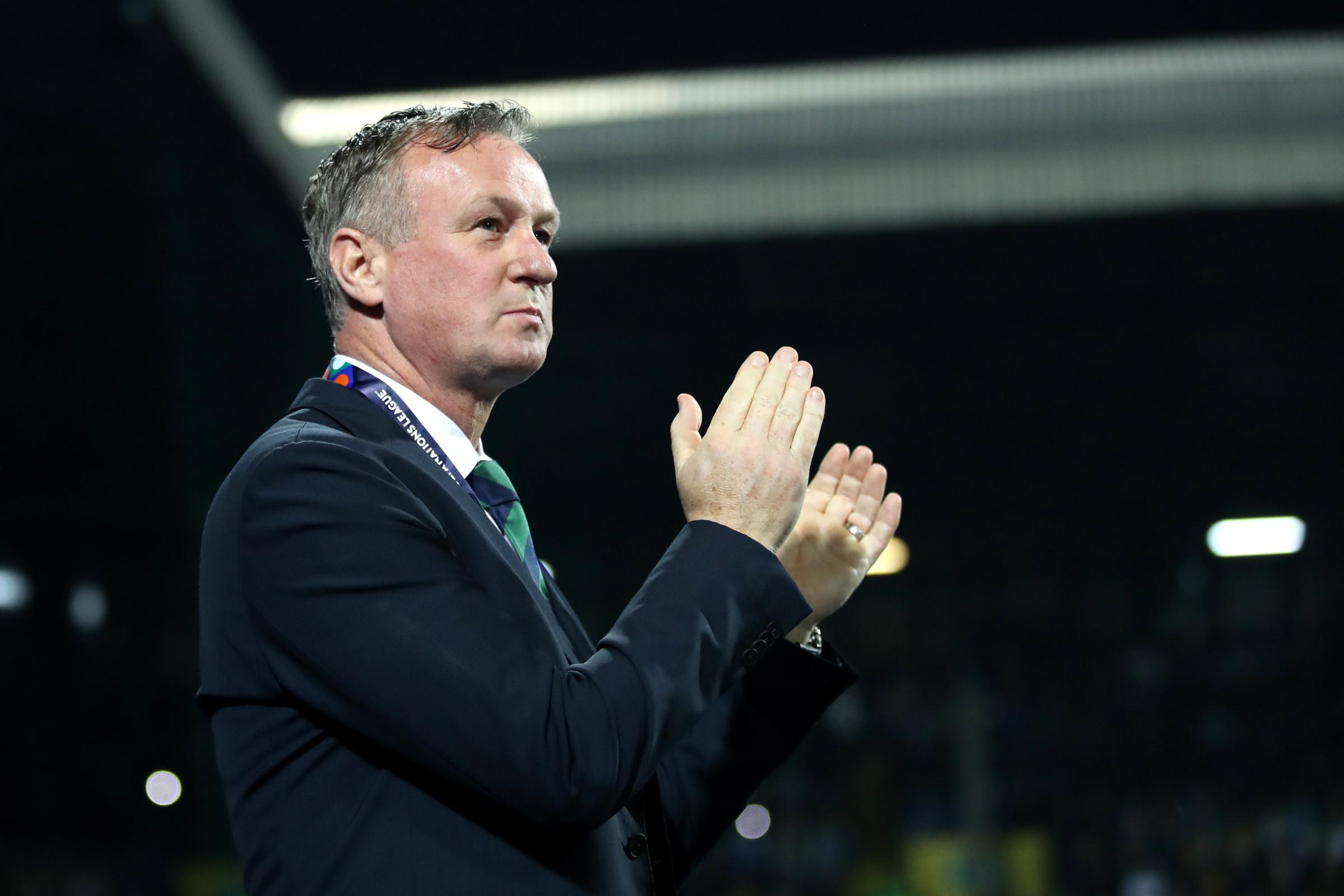 Northern Ireland boss O'Neill expects close match against Republic of Ireland