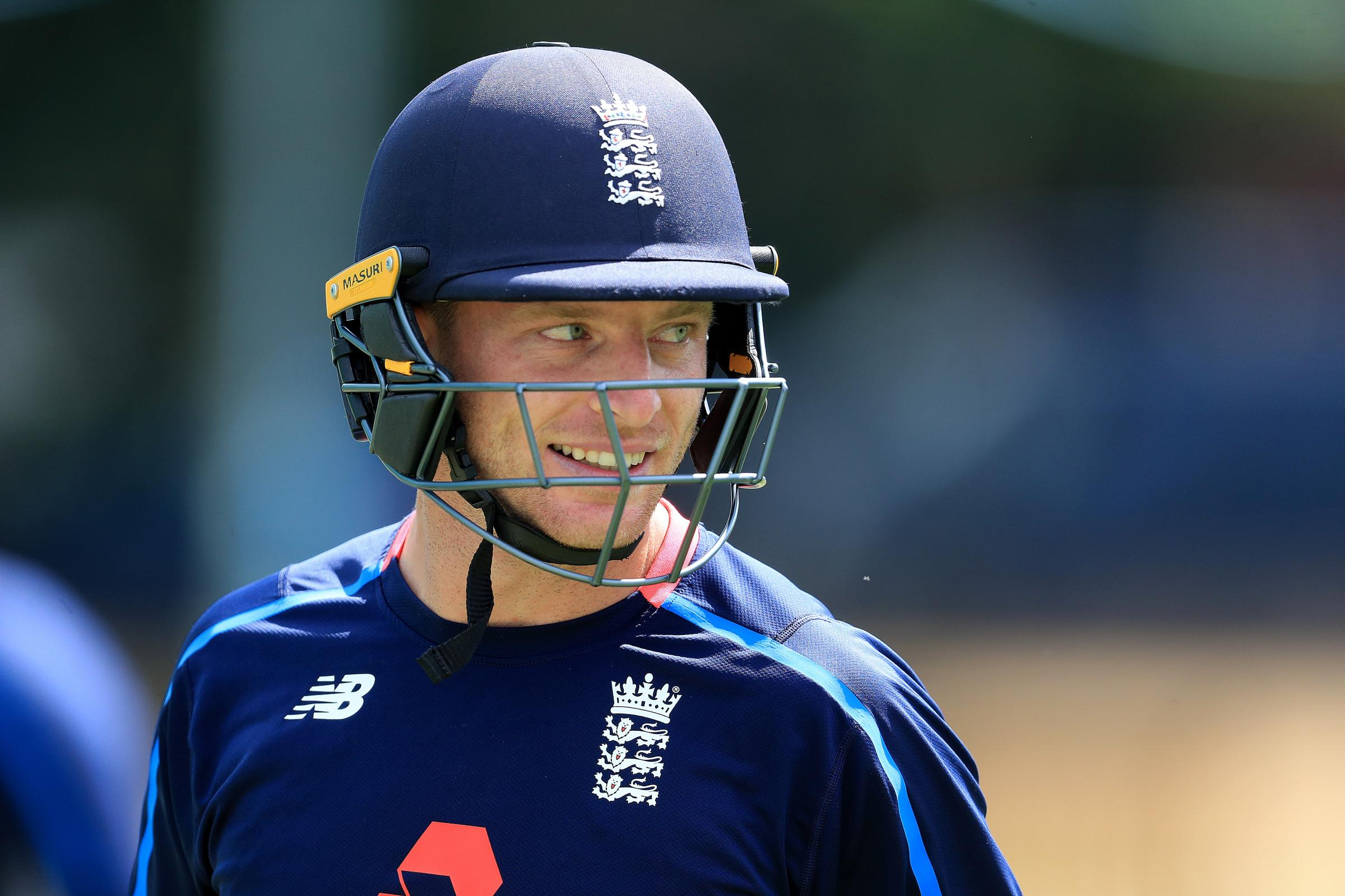 Buttler leads England's recovery after testing morning session