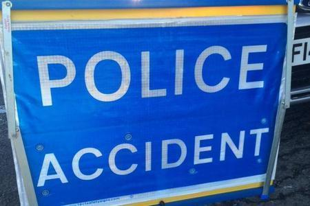 Warning after two roads closed due to accidents