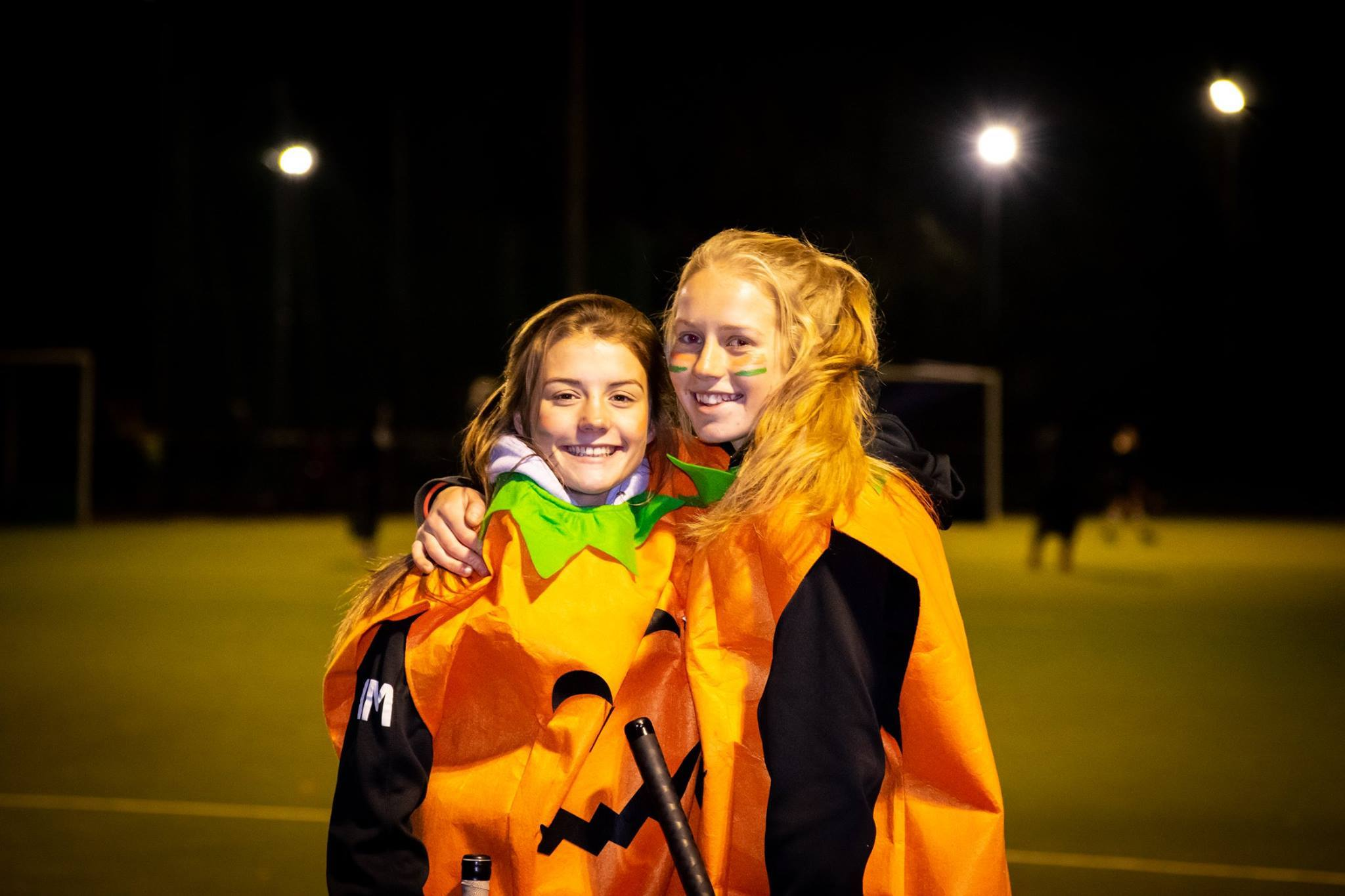 Halloween fundraising from the region's hockey stars