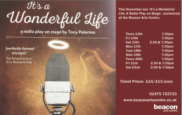 It's A Wonderful Life: A Radio Play On Stage