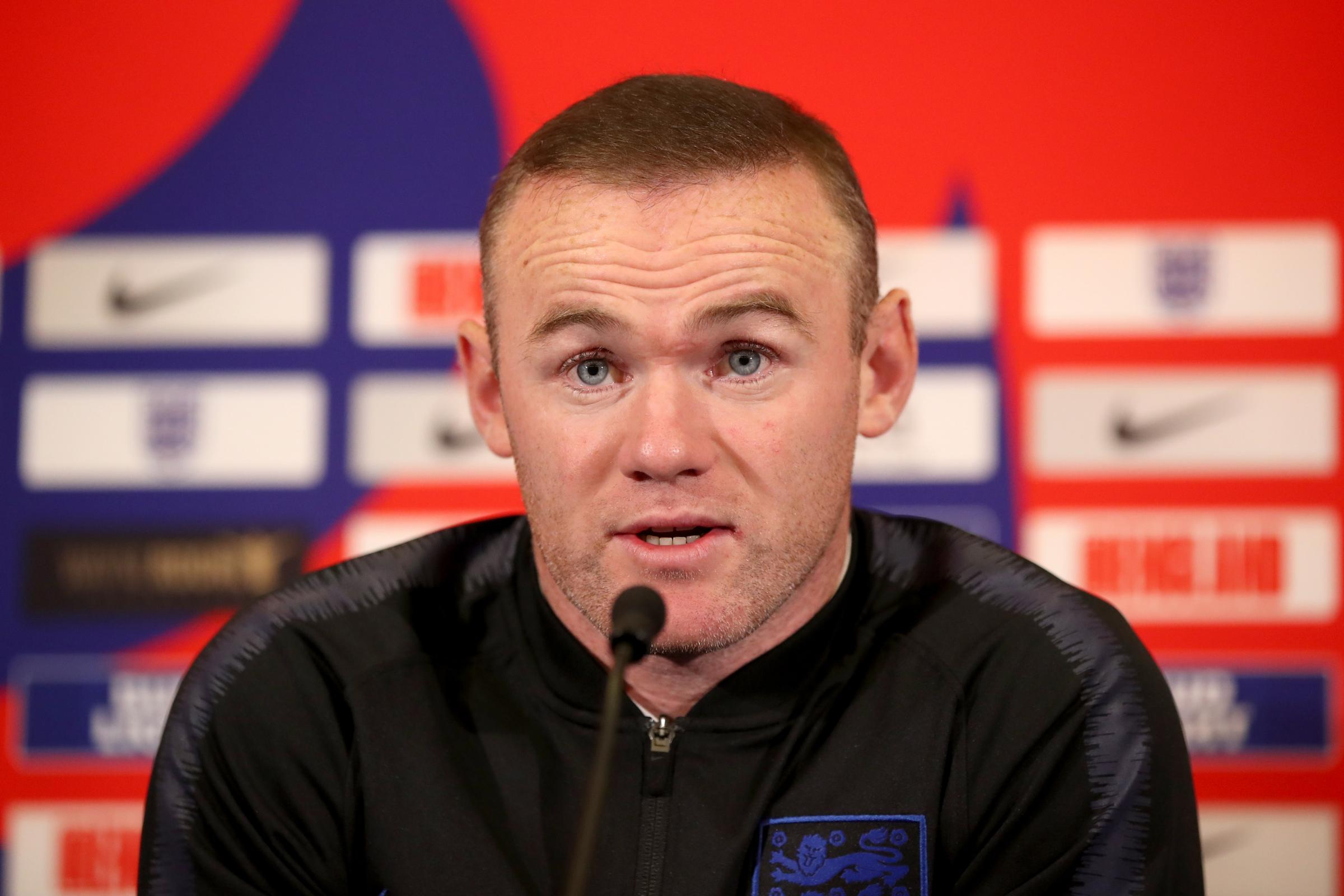 Rooney hopes England farewell starts new tradition
