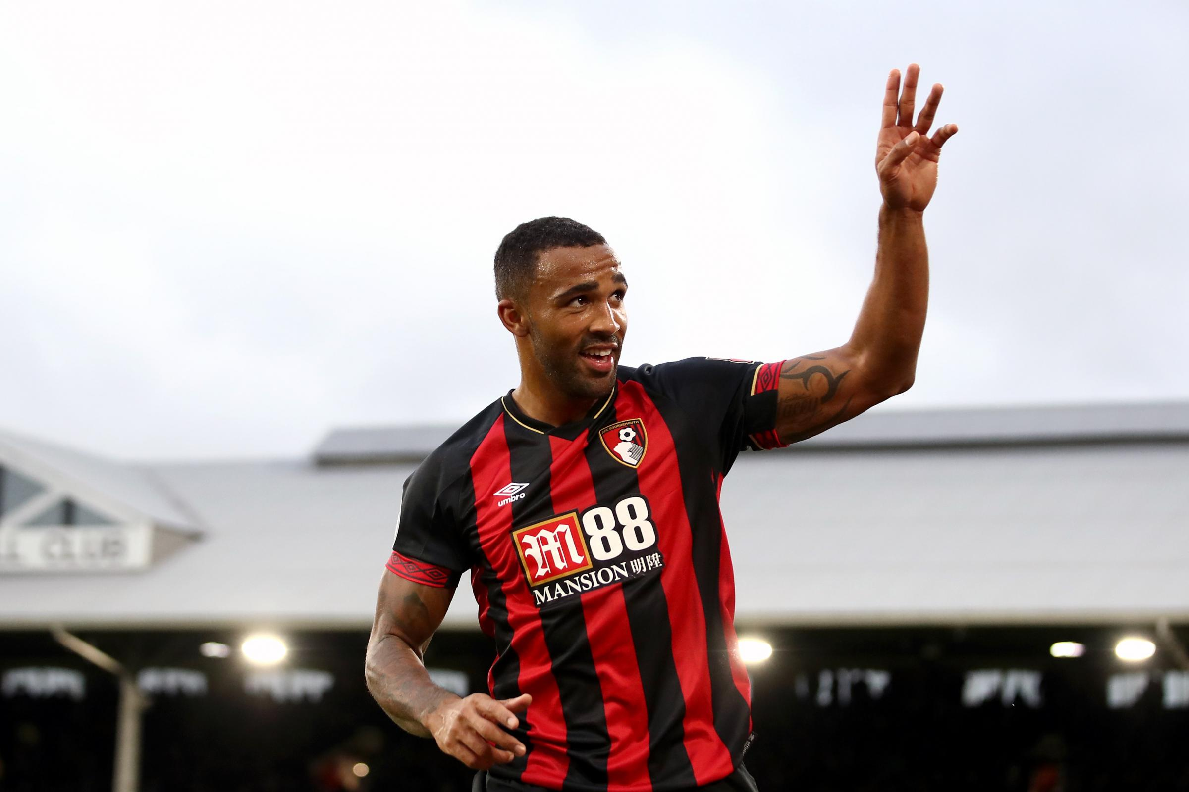 Callum Wilson determined to take his chance with England