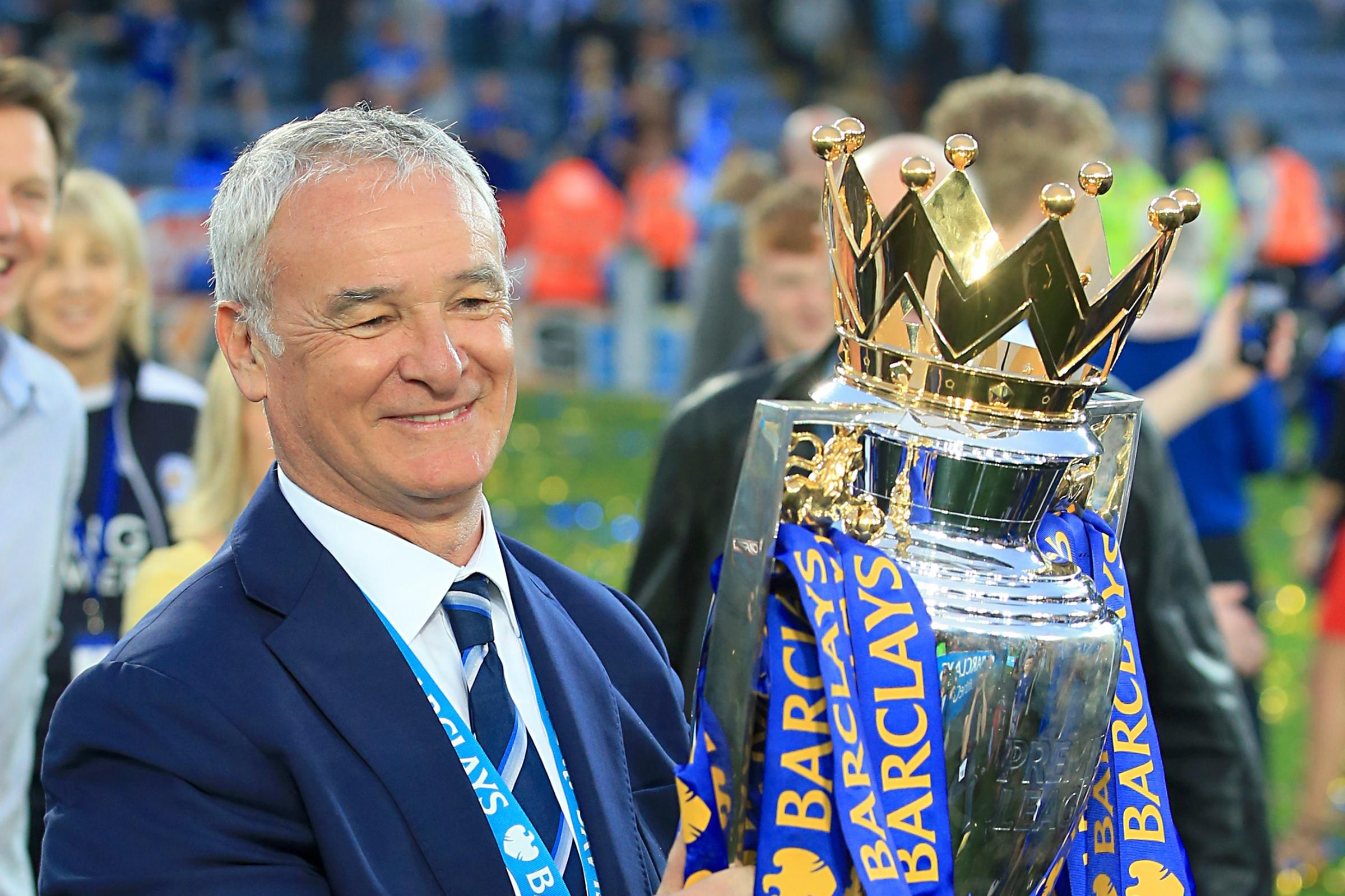 Ranieri aiming high after replacing Jokanovic at Fulham