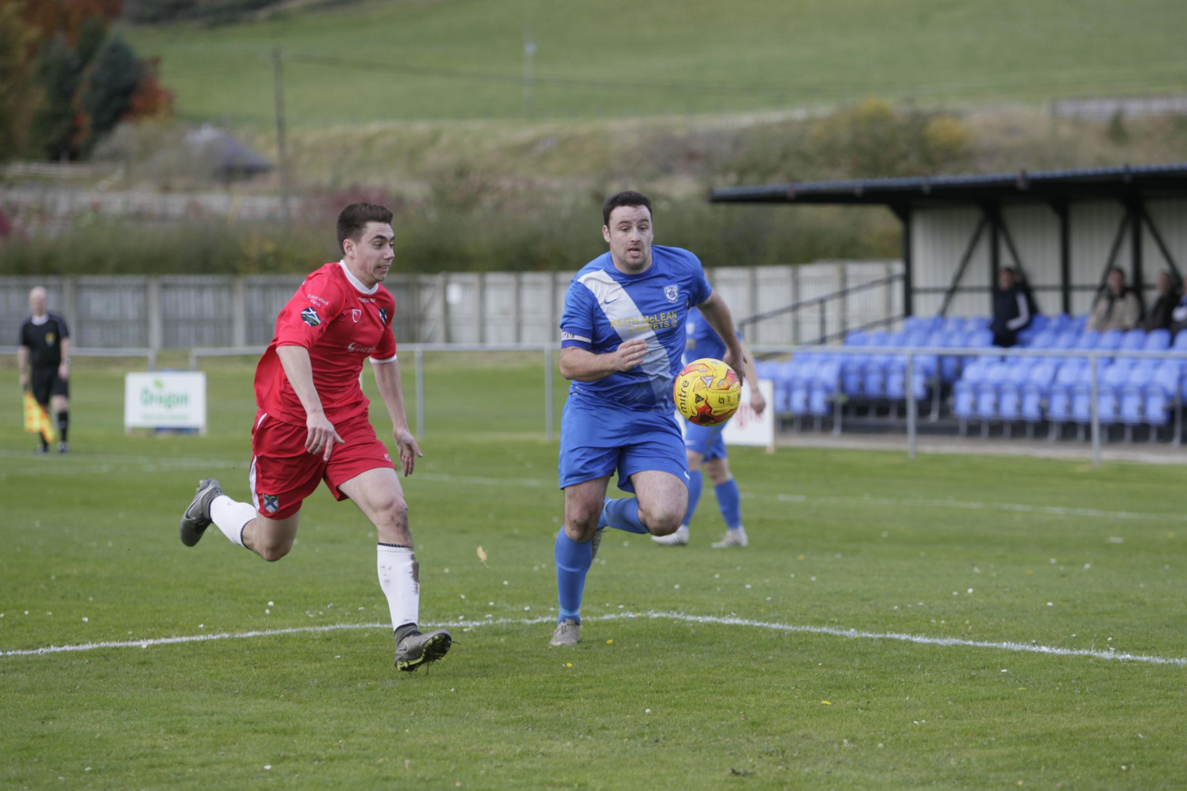 Gala eye up Yarrow Park for Scottish Cup tie