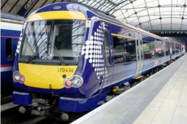 More Class 170 trains will be introduced on the Borders Railway