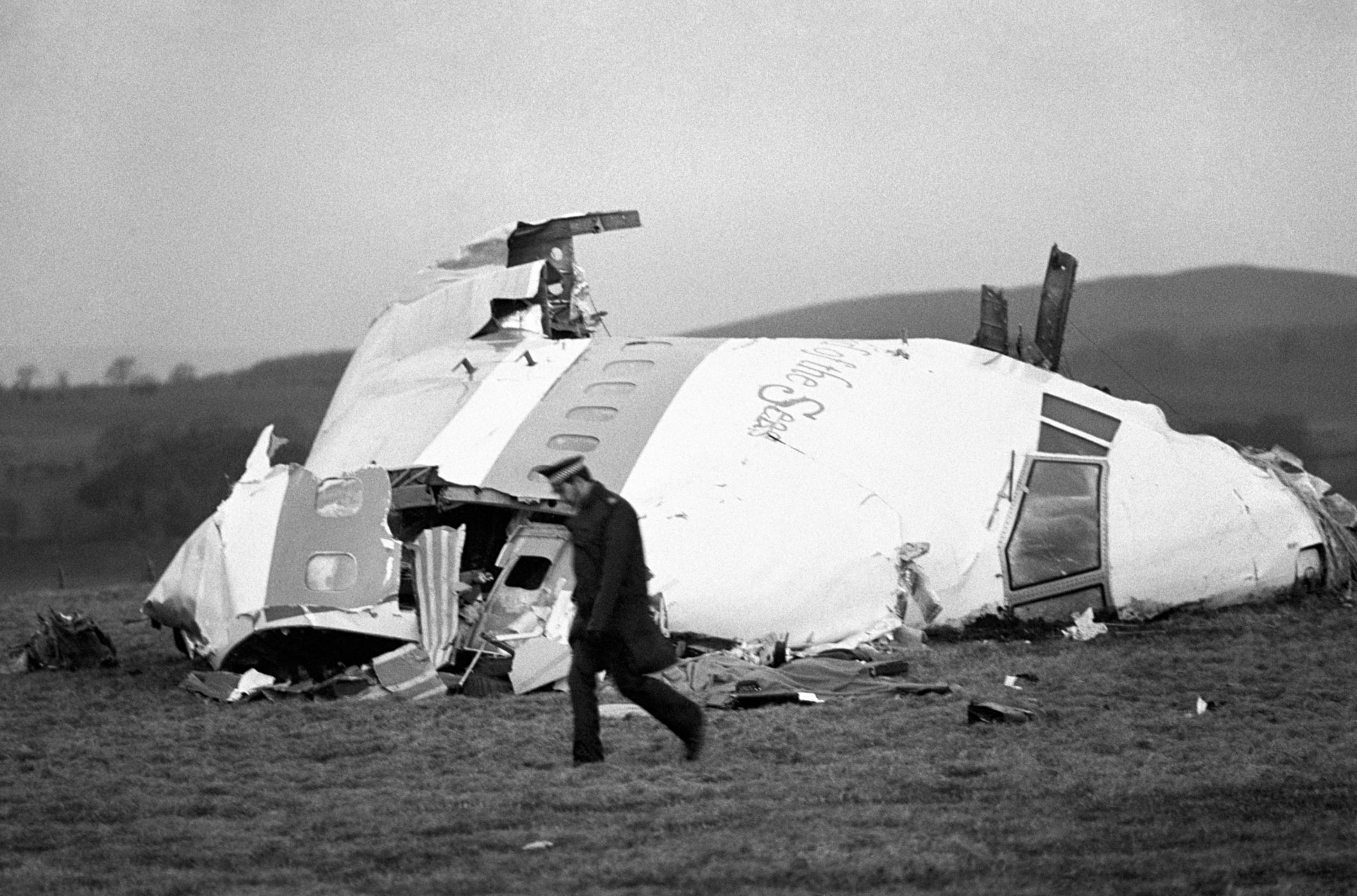 Lockerbie bombing victims remembered on 30th anniversary