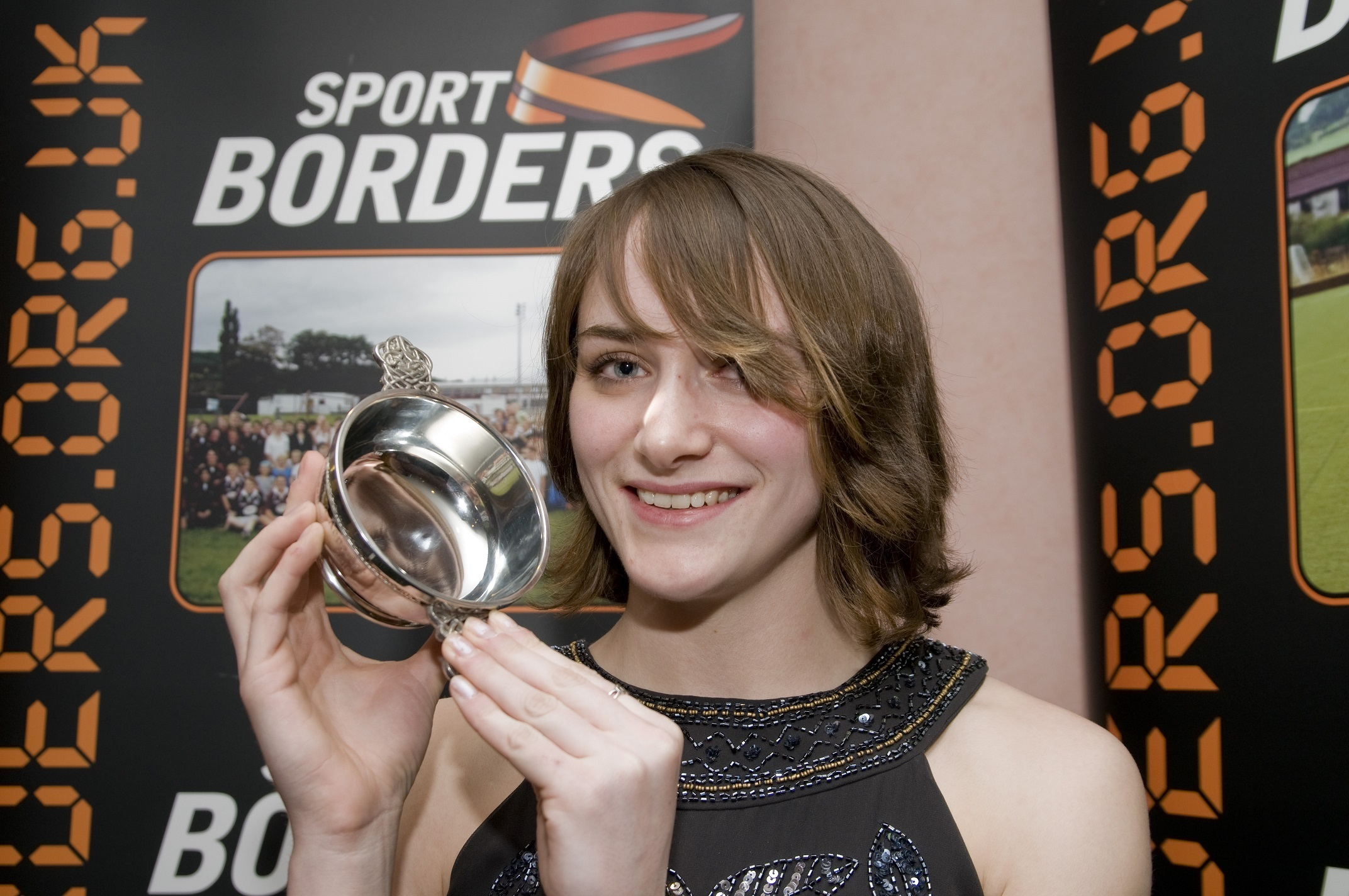 Stacey Downie is still regarded as on eof the top sprinters in Scotland