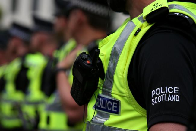 Police Scotland recovered a body from the Berwickshire coast on July 11