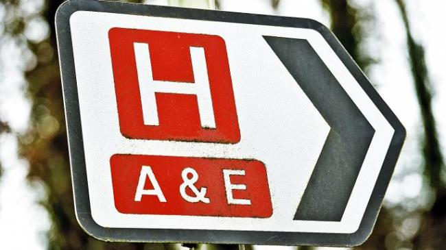 Case deserted against woman accused of A&E disturbance