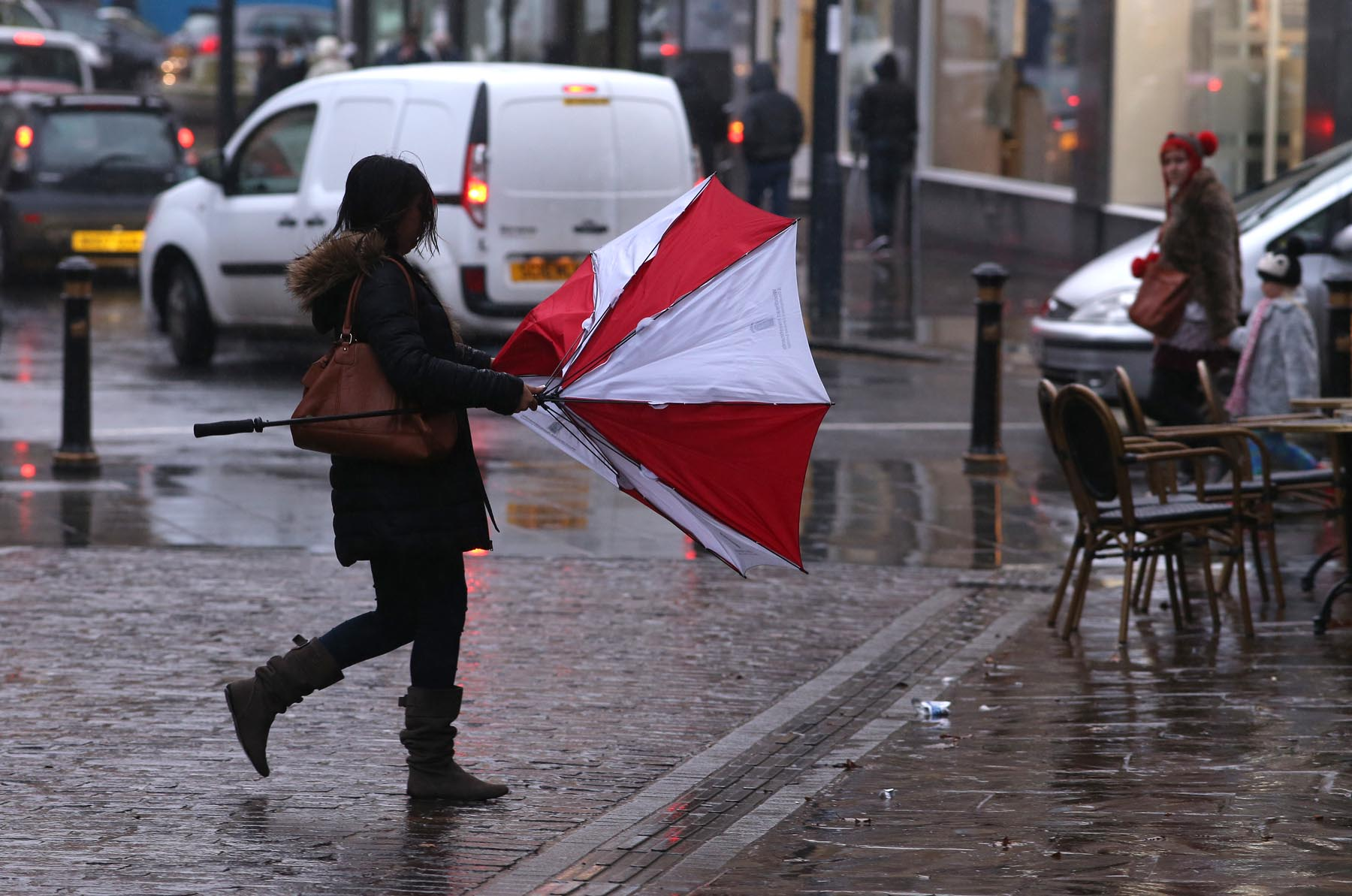 Storm Gareth: Gale force winds set to batter the Borders