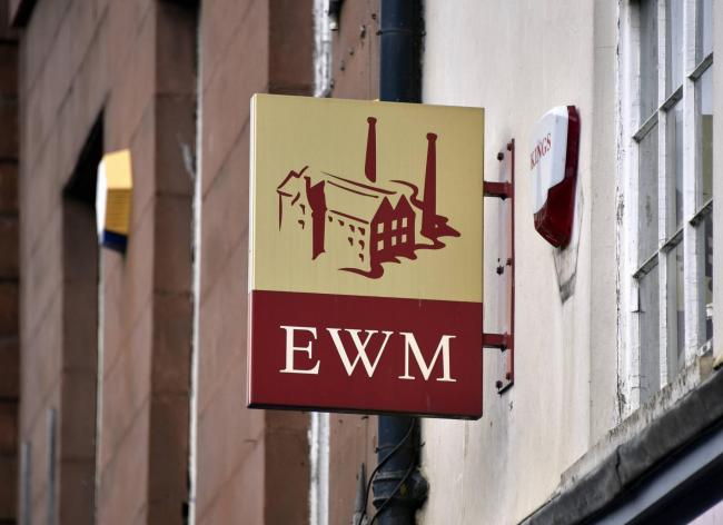 Edinburgh Woollen Mill could collapse risking thousands of jobs. Photo: Stuart Walker